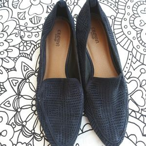 Crown Vintage Shoes - CROWN VINTAGE pointed toe loafers
